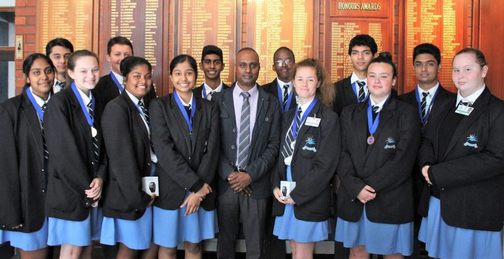 Scottburgh High Young Scientists Excel at the Southern KZN Regional Science Expo