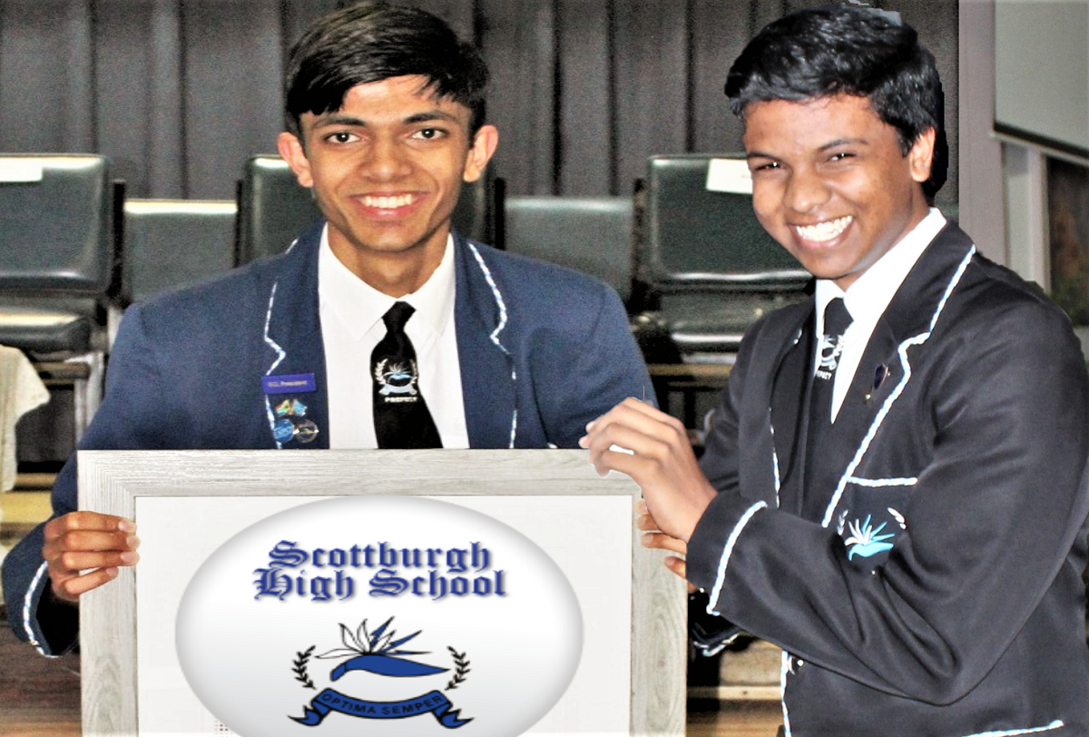 Scottburgh High Pupils excel at the South African Physics Olympiad