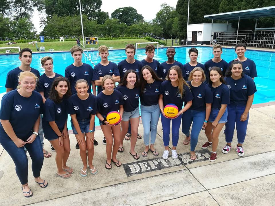 Waterpolo tour to Michaelhouse and Hilton
