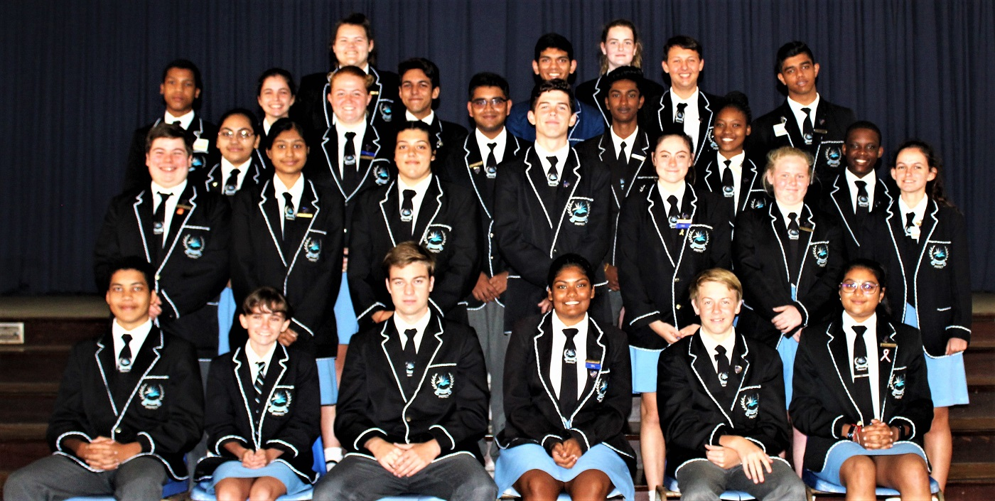 Well done to our newly elected 2020 Prefects!